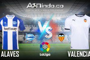 Prediksi Skor Alaves vs Valencia