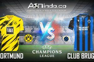 Prediksi Skor Dortmund vs Club Brugge