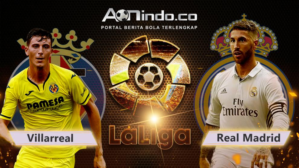 Prediksi Skor Villarreal Vs Real Madrid