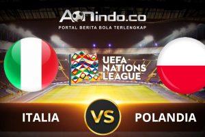 Prediksi Skor Italia vs Polandia