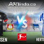 Prediksi Skor Bayer Leverkusen vs Hertha Berlin