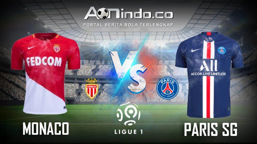 Prediksi Skor Monaco vs Paris SG