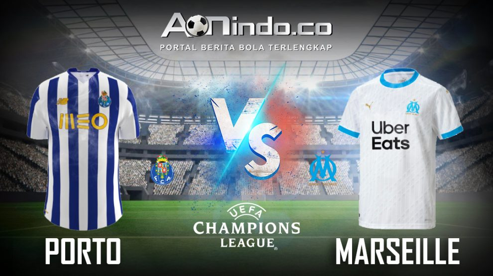 Prediksi Skor FC Porto vs Marseille