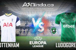 Prediksi Skor Tottenham vs Ludogorets