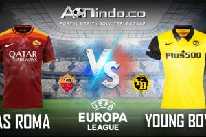 Prediksi Skor AS Roma vs Young Boys