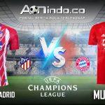 Prediksi Skor Atletico Madrid vs Bayern Munchen