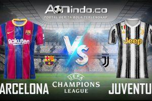 Prediksi Skor Barcelona vs Juventus