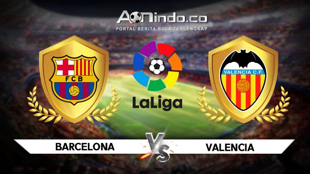 Prediksi Skor Barcelona Vs Valencia