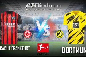 Prediksi Skor Eintracht Frankfurt vs Dortmund