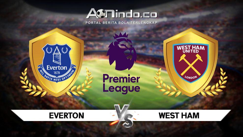 Prediksi Skor Everton Vs West Ham