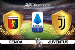 Prediksi skor Genoa vs Juventus