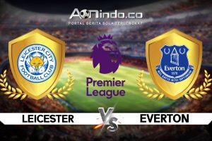Prediksi Skor Leicester vs Everton