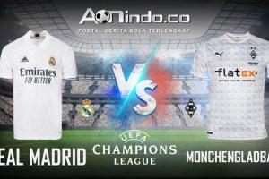 Prediksi Skor Real Madrid vs Borussia Monchengladbach
