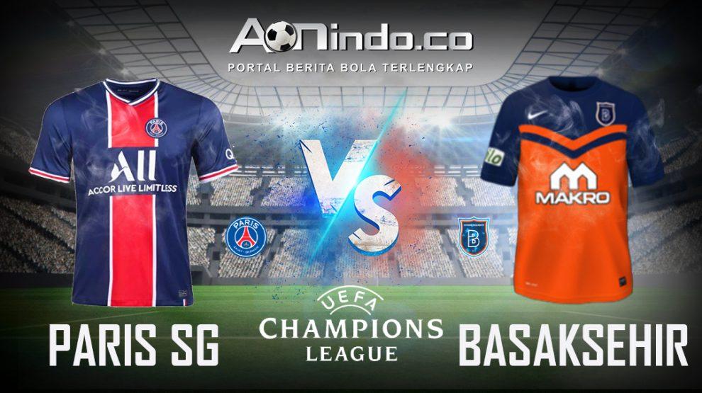 Prediksi Skor PSG vs Istanbul BB