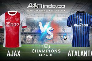 Prediksi Skor Ajax Vs Atalanta