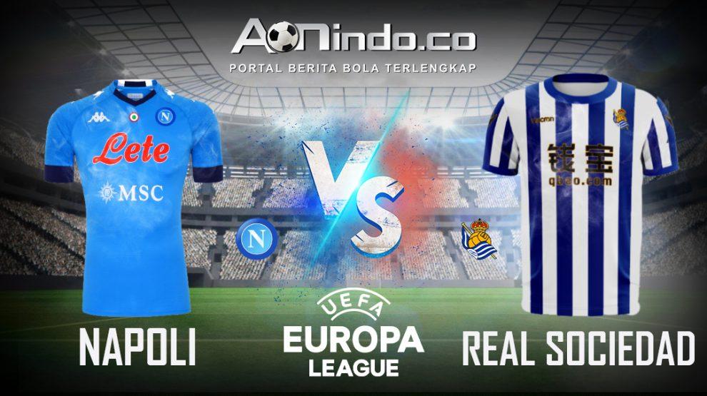 Prediksi Skor Napoli vs Real Sociedad