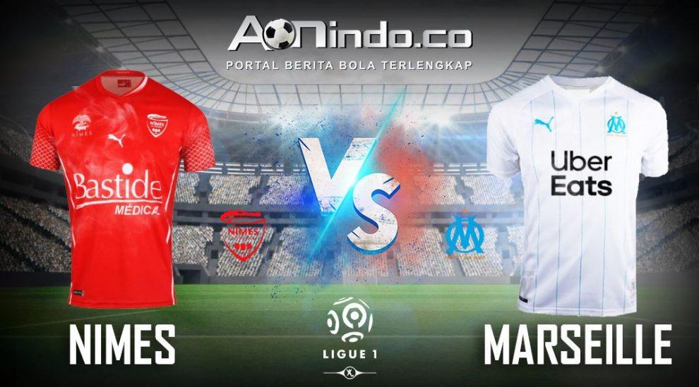 Prediksi Skor Nimes vs Marseille