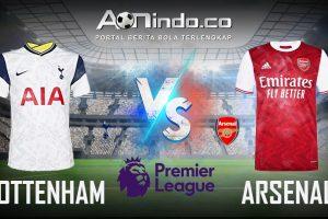 Prediksi Skor Tottenham vs Arsenal