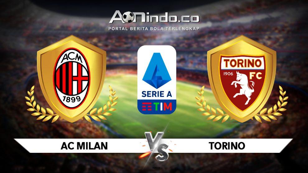 Prediksi Skor AC Milan vs Torino