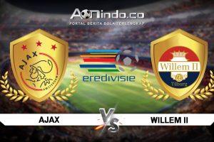 Prediksi Skor Ajax vs Willem