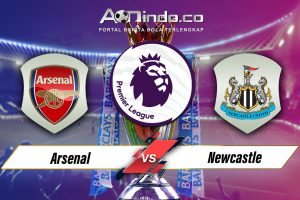 Prediksi Skor Arsenal vs Newcastle