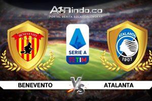 Prediksi Skor Benevento vs Atalanta