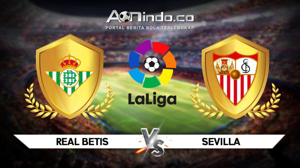 Prediksi Skor Real Betis Vs Sevilla