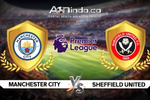 Prediksi Skor Manchester City vs Sheffield United