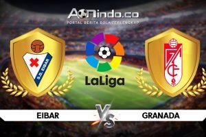 Prediksi Skor Eibar vs Granada