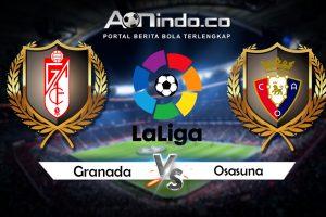 Prediksi Skor Granada vs Osassuna