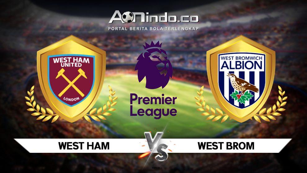 Prediksi Skor West Ham vs West Brom