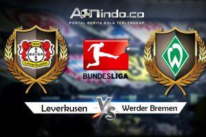 Prediksi Skor Bayer Leverkusen vs Werder Bremen