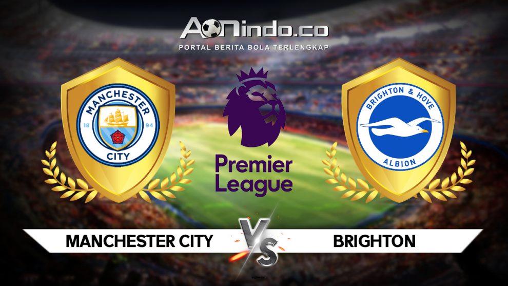 Prediksi Skor Manchester City vs Brighton