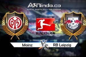 Prediksi Skor Mainz vs RB Leipzig