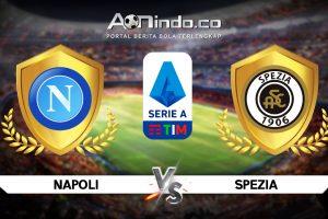 Prediksi Skor Napoli vs Spezia