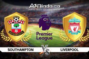 Prediksi Skor Southampton vs Liverpool