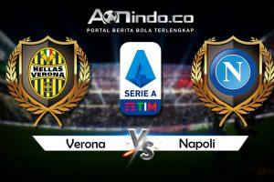Prediksi Skor Verona vs Napoli