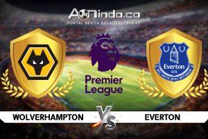 Prediksi Pertandingan Wolverhampton vs Everton