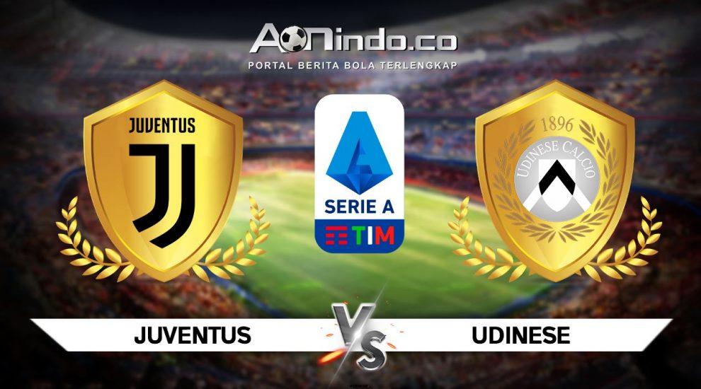 Prediksi Skor Juventus vs Udinese