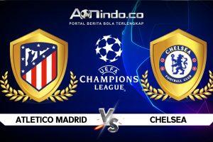 Prediksi Skor Atletico Madrid Vs Chelsea