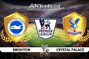 Prediksi Skor Brighton Vs Crystal Palace