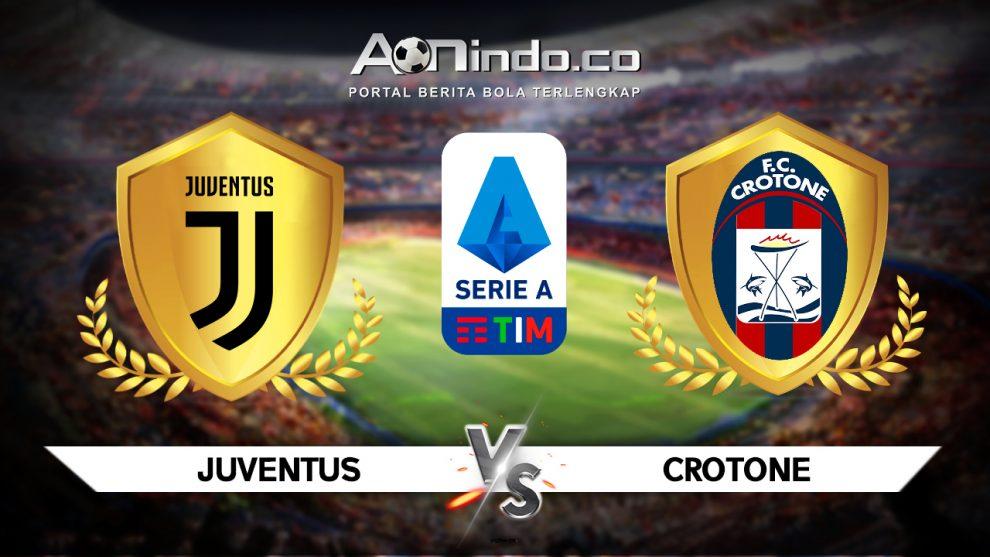 Prediksi Skor Juventus vs Crotone