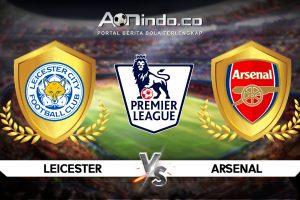 Prediksi Skor Leicester City vs Arsenal