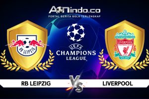 Prediksi Skor RB Leipzig vs Liverpool