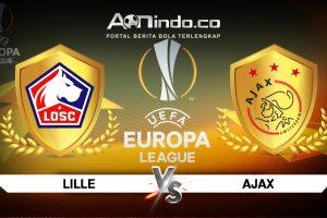 Prediksi Skor Lille vs Ajax