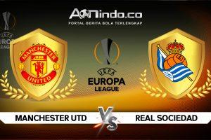 Prediksi Skor Manchester United Vs Real Sociedad