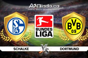 Prediksi Skor Schalke vs Dortmund
