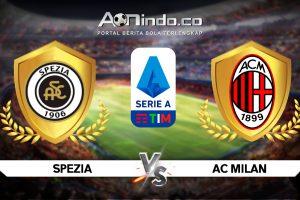 Prediksi Skor Spezia vs AC Milan
