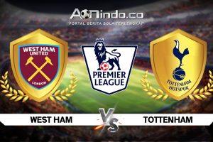 Prediksi Skor West Ham Vs Tottenham