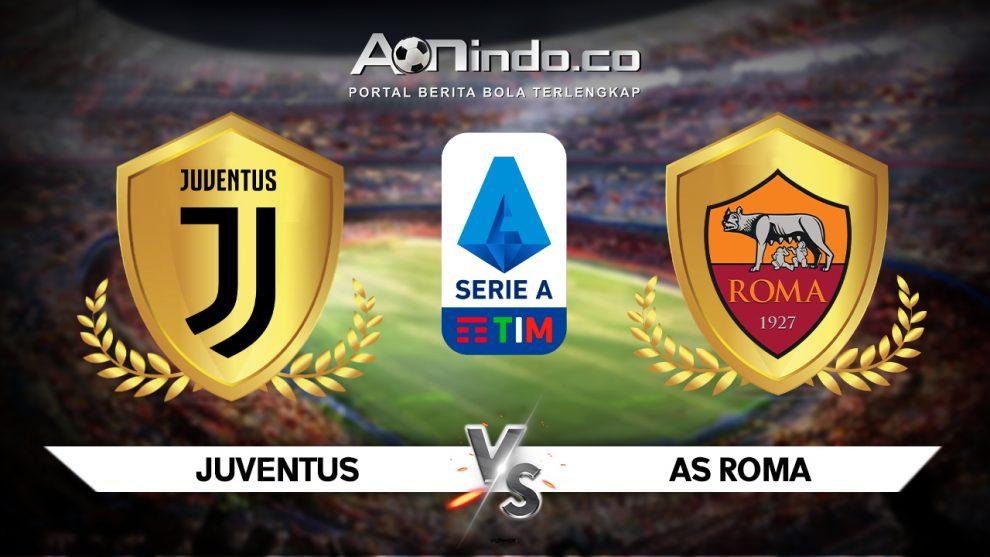 Prediksi Skor Juventus vs As Roma